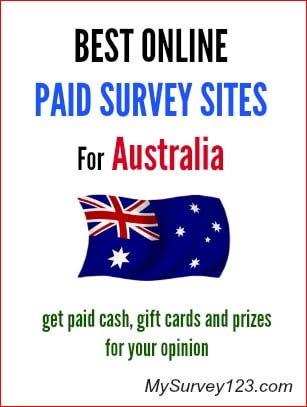 best-online-surveys-pay-money-australian