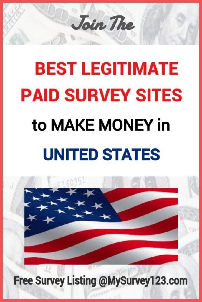Best Paid Survey Sites USA