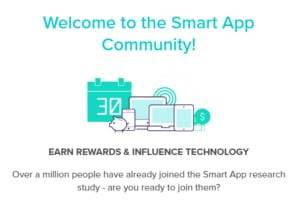 Smart App Community (Smart Panel) - Sign up & Earn Rewards