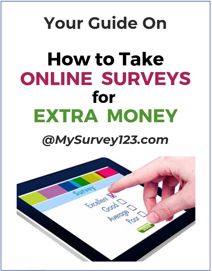 take online paid surveys for money free