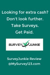 Survey Junkie Review - Earn cash for taking surveys online