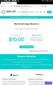 Smart App Rewards