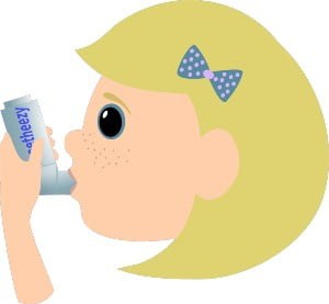 Child Asthma Clinical Trial